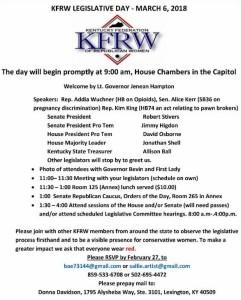KFRW leg Day 18